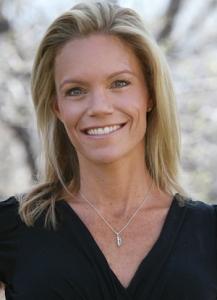 Robyn O'Brien, Ex-Finanzanalystin der Nahrungsindustrie und Aktivistin für gesundes Essen. Ein Allergieschock ihres jüngsten Kindes bewirkte das Umdenken.