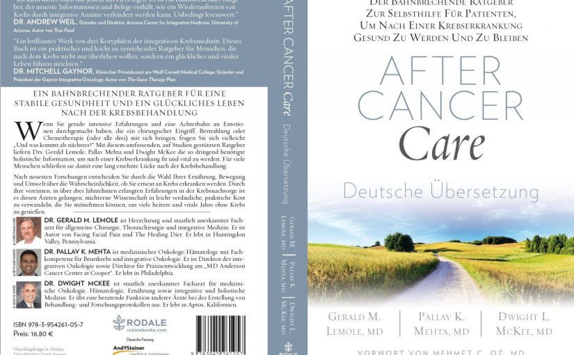 """After Cancer Care"" im Gespräch"