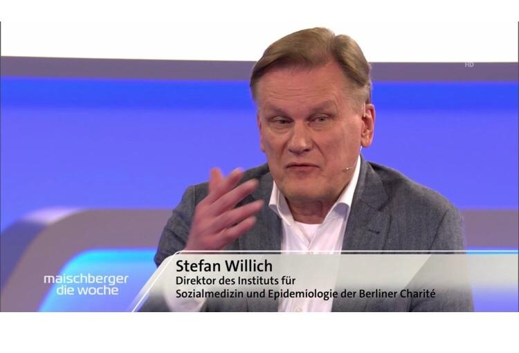 Prof. Dr. Stefan Willich: »Die restriktiven Maßnahmen sind nichtentscheidend«