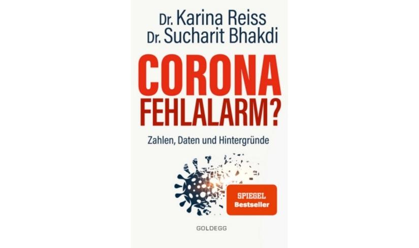 »Corona Fehlalarm?« auf Deutsch undEnglisch