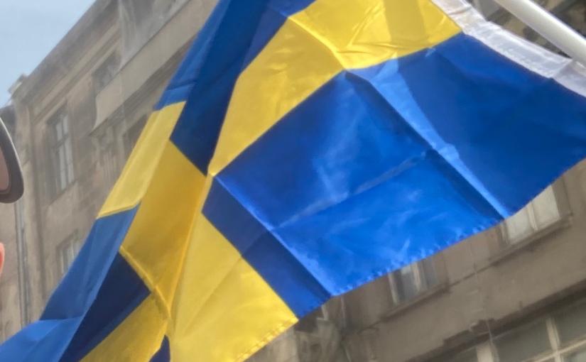 Das Virus, die Kirche undSchweden