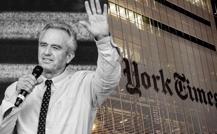 New York Times unterdrückt Debatte über Gefahren vonCovid-Impstoff